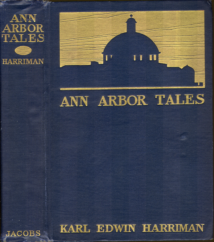 Go to Ann Arbor Tales item page