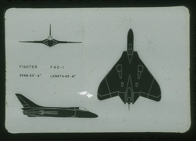 Go to F4D Skyray fighter item page