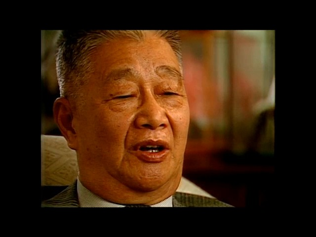 """Go to C. Y. """"Henry"""" Lee interview (video and transcript, 3 of 6), 1991 item page"""