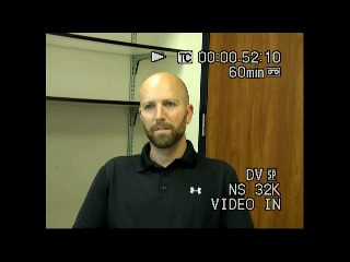 Go to Klingeman, Ryan A (Interview outline and video), 2016 item page