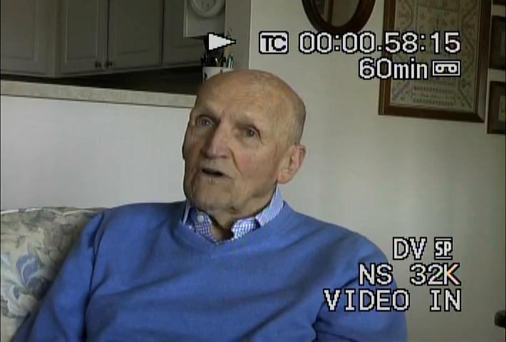 Go to Gillesse, William (Interview transcript and video), 2017 item page