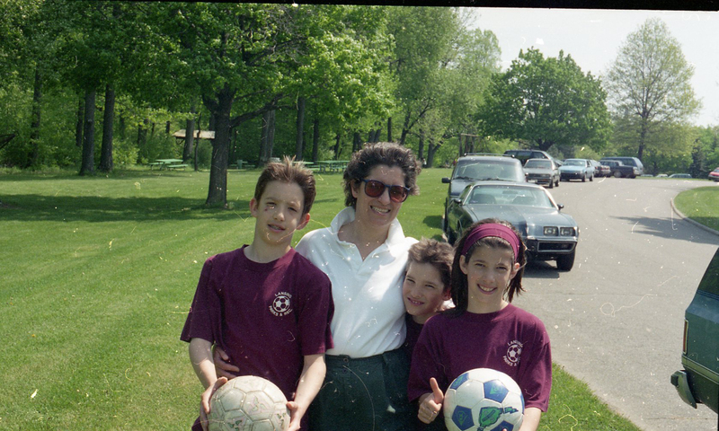 Go to Soccer group photo item page