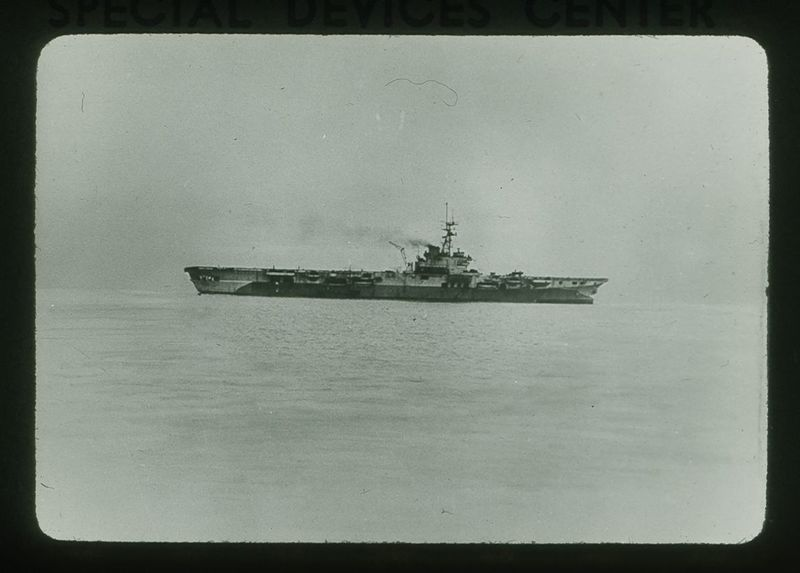 Go to Colossus British light aircraft carrier item page