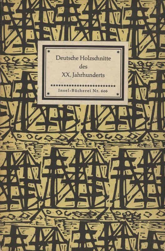 Go to Deutsche Holzschnitte des xx. Jahrhunderts item page