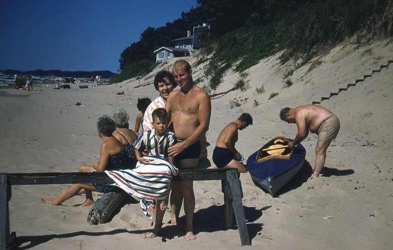 Go to Family picture on the beach item page