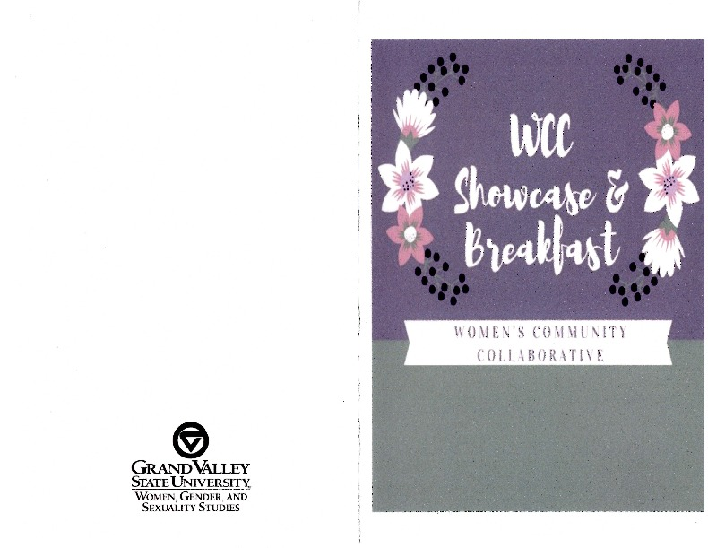 Go to WCC Showcase & Breakfast item page