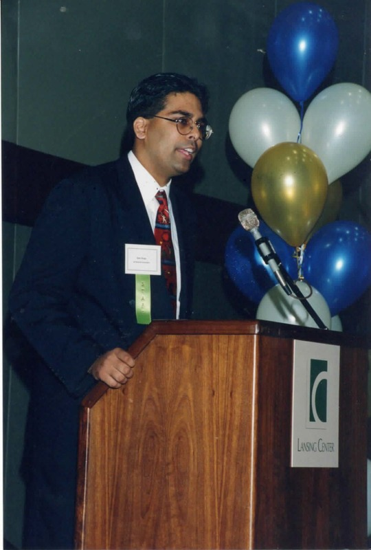 Go to Michigan Nonprofit Association Sam Singh MNA speaking item page