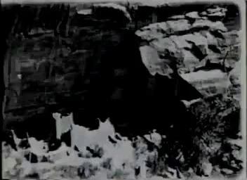 Colorado. Mesa Verde, 1932
