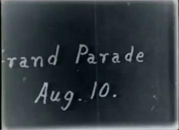 Go to Michigan. Grand Parade, 1930s item page