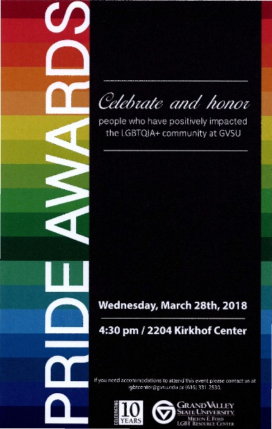 Go to 2018 Pride Awards Flyer  item page