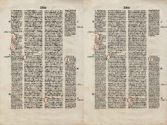 Go to Biblia Latina (Nuremburg) [folium 40] item page