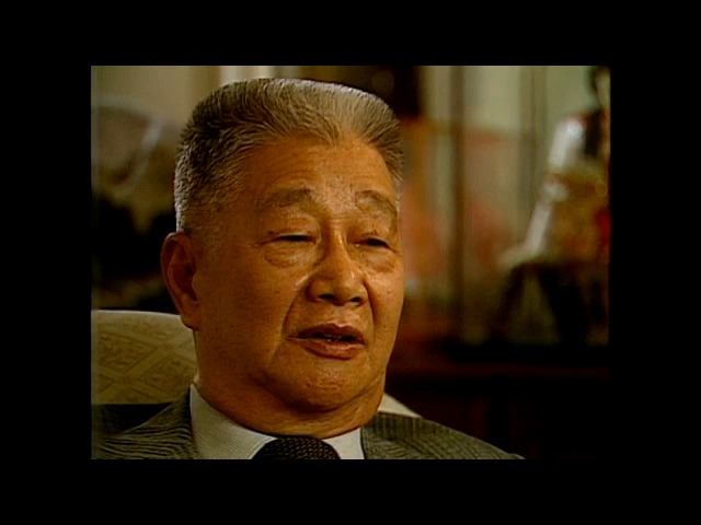 """Go to C. Y. """"Henry"""" Lee interview (video and transcript, 4 of 6), 1991 item page"""