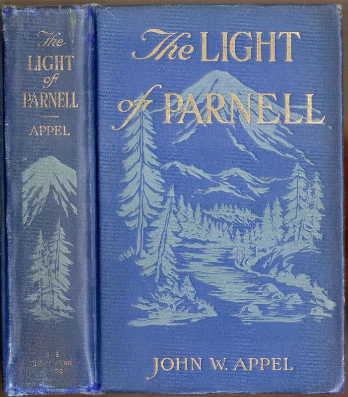 Go to The Light of Parnell item page