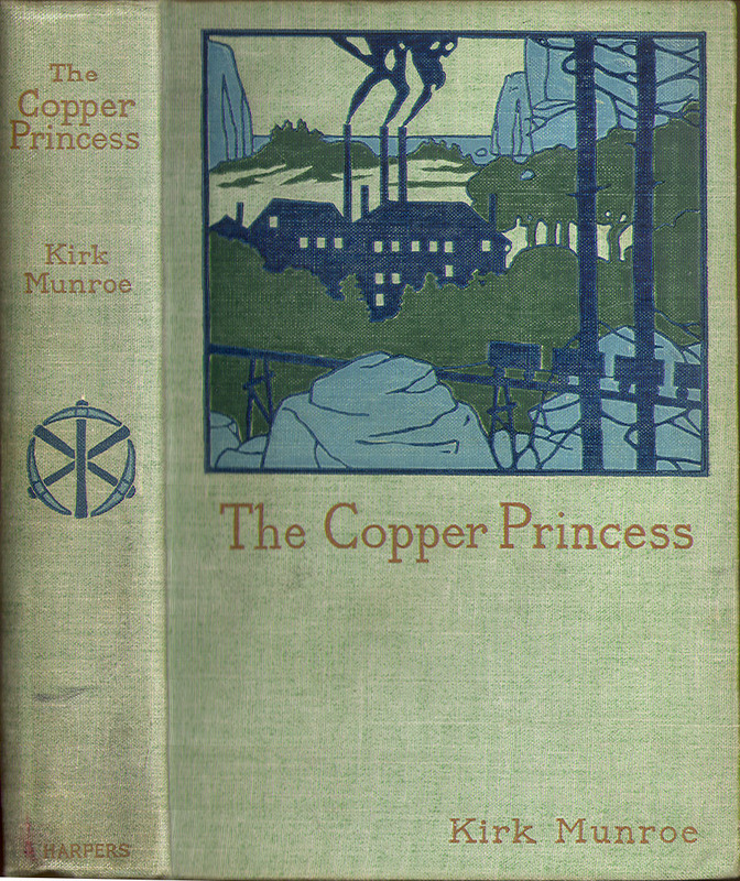 Go to The Copper Princess: A Story of Lake Superior Mines item page
