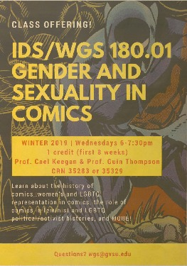 Go to Gender and Sexuality in Comics item page