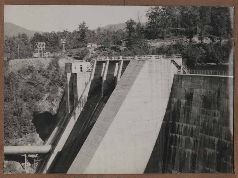 Go to Tennessee. Norris Dam item page