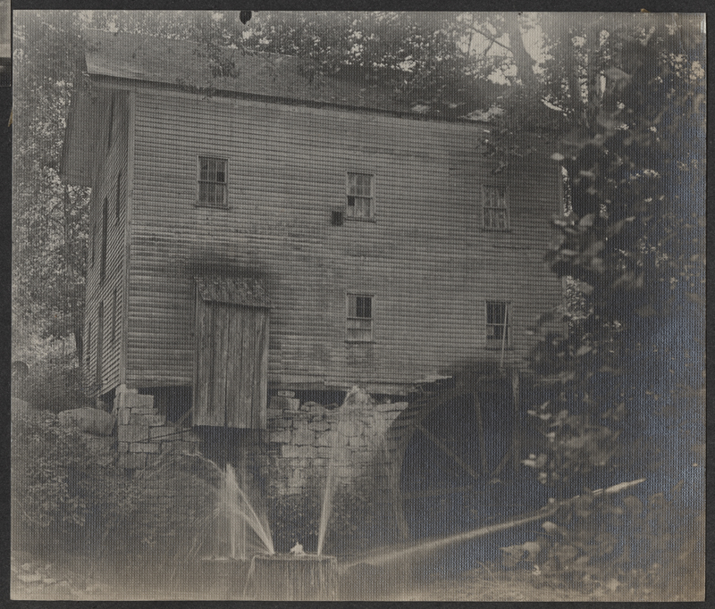 Go to Indiana. Old mill item page
