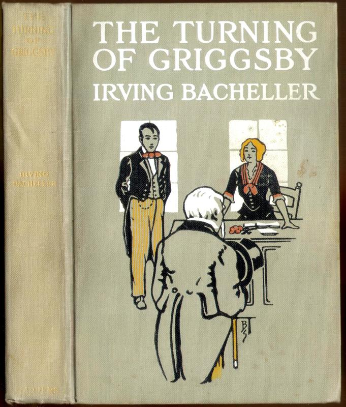 Go to The Turning of Griggsby: Being a Story of Keeping up with Dan'l Webster item page