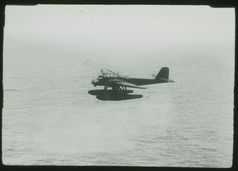 Go to German torpedo bomber item page