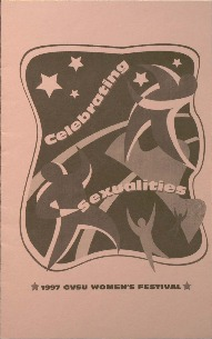 Go to Celebrating Sexualities: Women's Festival 1997 item page