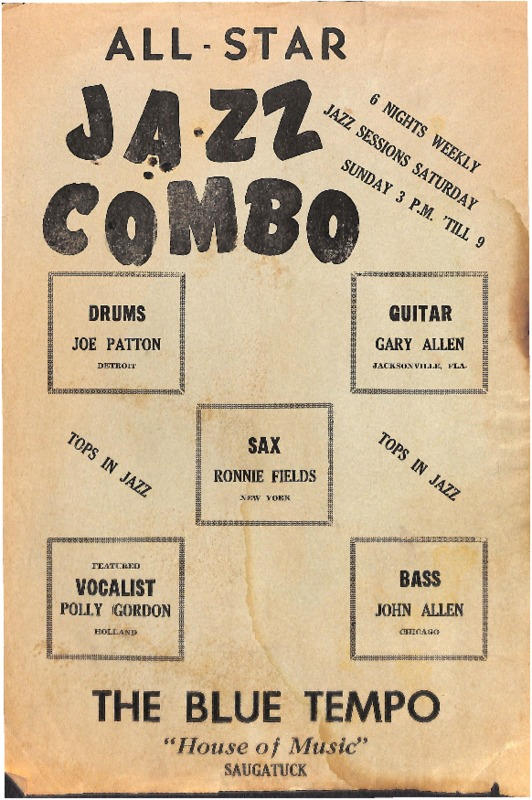 Go to All-Star Jazz Combo item page