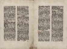 Go to Vita Christi [Dutch]. Tboeck vanden leven Jhesu Christi [folium 43] item page