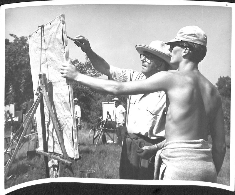 Go to Plein Air Painting with Oxbow Club item page