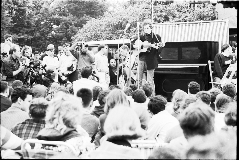 Go to Bob Dylan day performance at Newport Folk Festival item page
