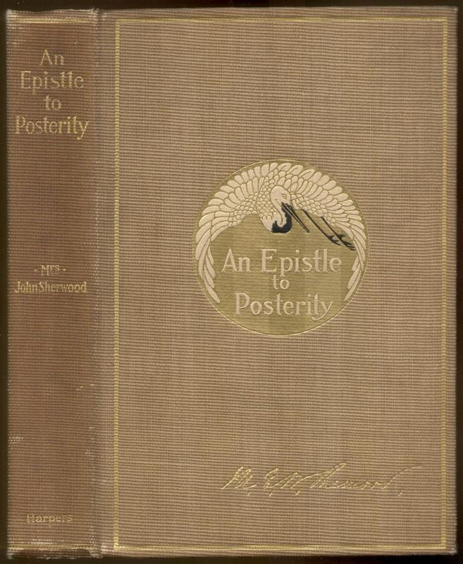 Go to An Epistle to Posterity item page