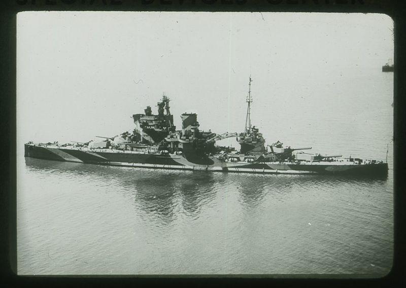 Go to Queen Elizabeth British battleship item page