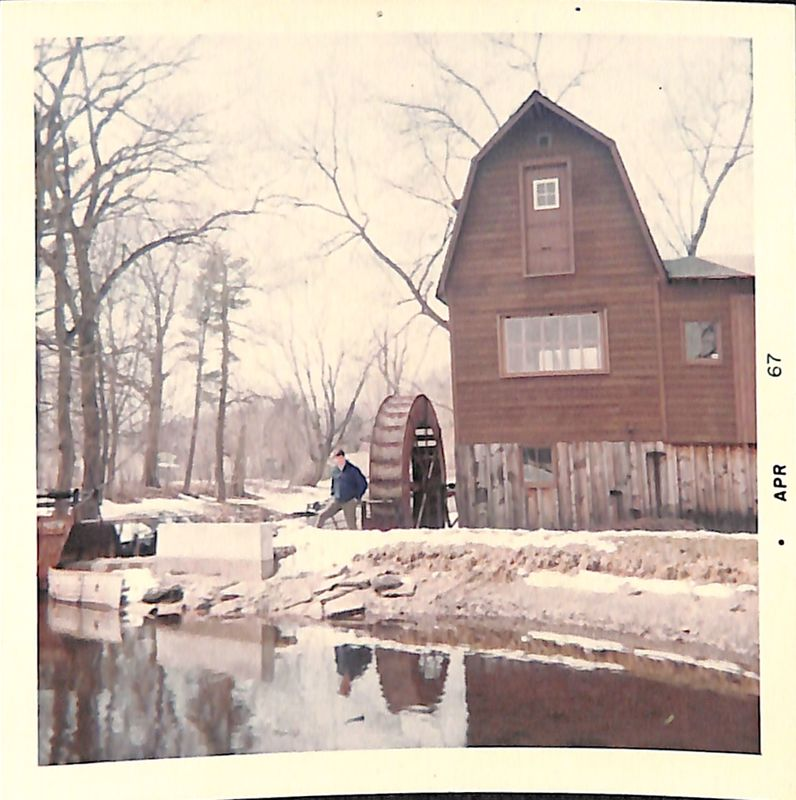 Go to Peterson Mill, Saugatuck, Mich. item page