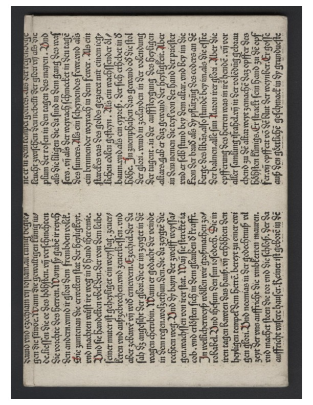 Go to Speculum de honestate vitae : octo puncta perfectionis assequendae [BX2349.B47 S64 1485, A044] item page