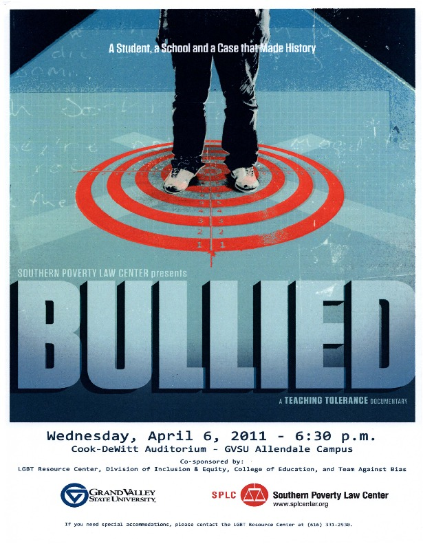 Go to Bullied: A Teaching Tolerance Documentary item page