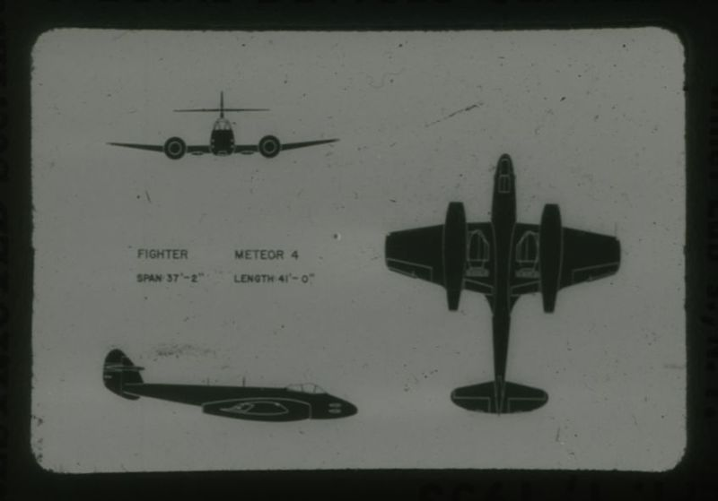 Go to Meteor 4 British fighter item page