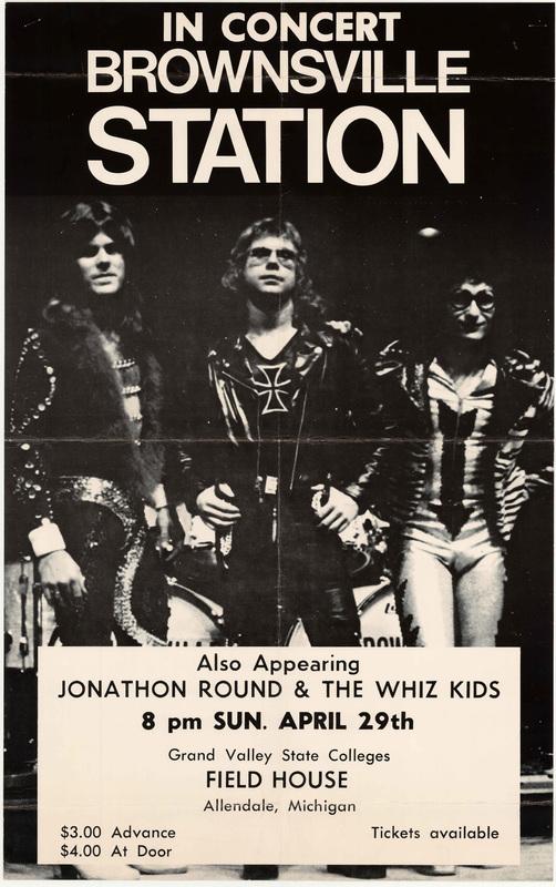 Brownsville Station, April 29, 1973