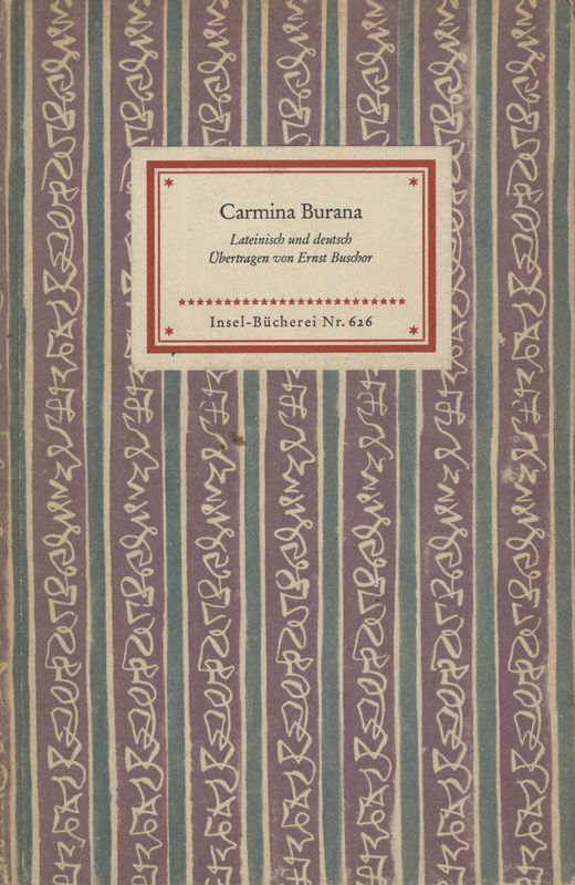 Go to Carmina Burana item page