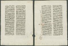 Go to De censuris ecclesiasticis, sive de excommunicationibus. De sponsalibus et matrimonio. [folium 198] item page
