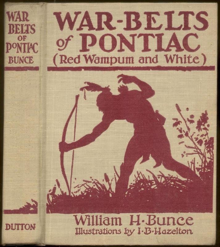 Go to War Belts of Pontiac item page