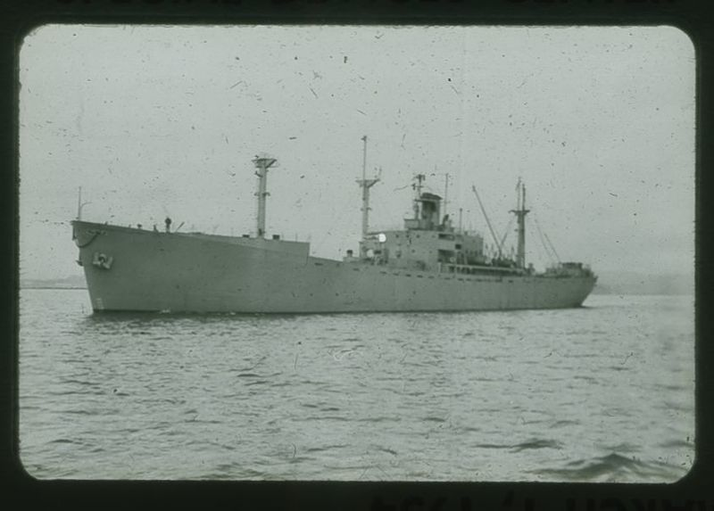 Go to YAG-40 USS (US ship) Granville Hall item page