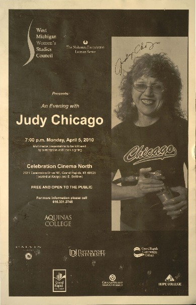 Go to An Evening with Judy Chicago item page