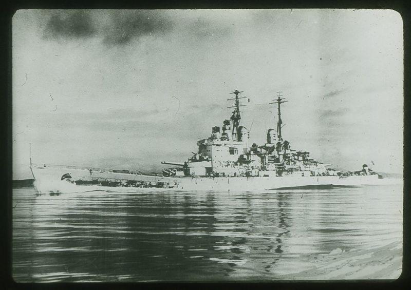 Go to Vanguard British battleship item page