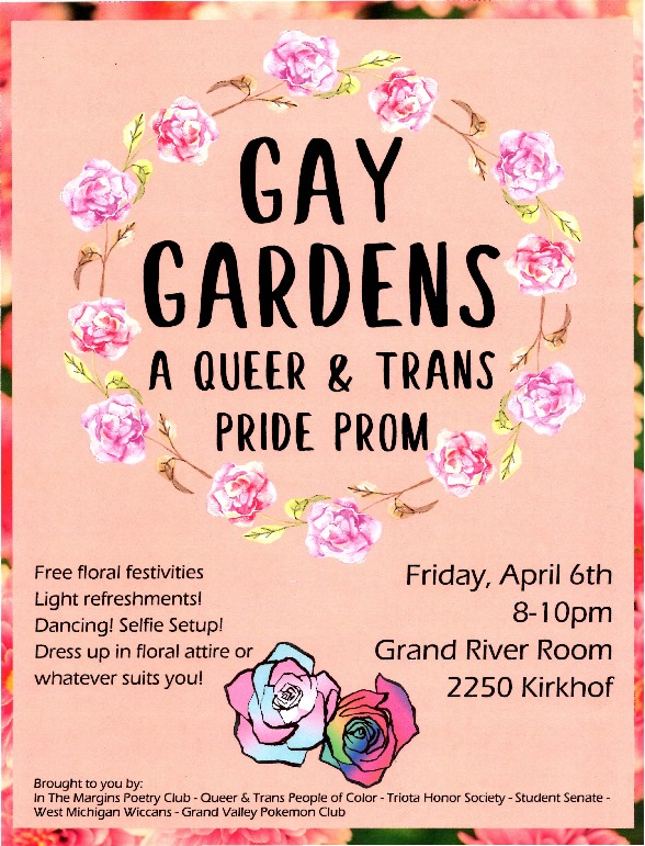 Go to Gay Gardens: A Queer & Trans Pride Prom item page