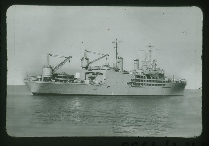 Go to Curtiss class, seaplane tender item page