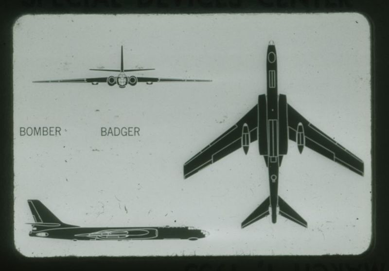 Go to Badger USSR jet bomber item page