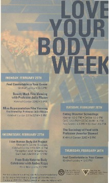 Go to Love Your Body Week item page