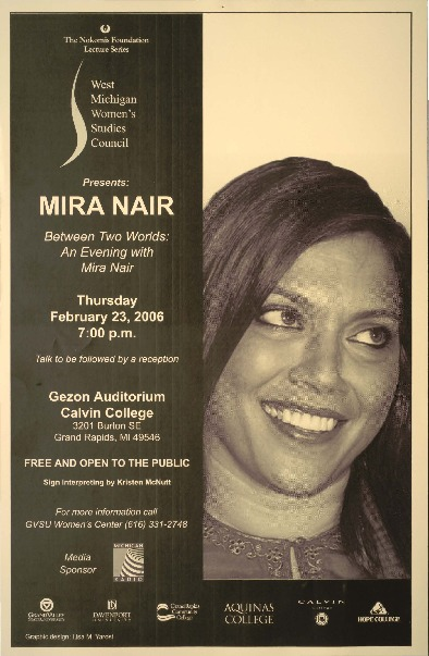 Go to Between Two Worlds: An Evening with Mira Nair item page