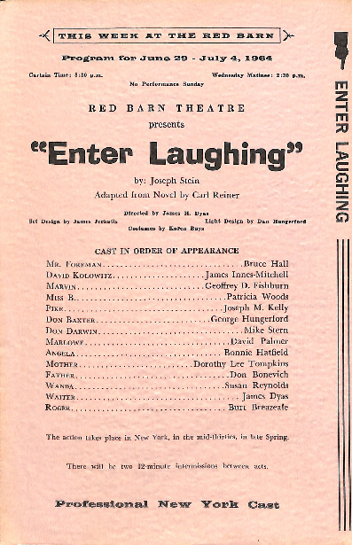 Go to Enter Laughing playbill item page