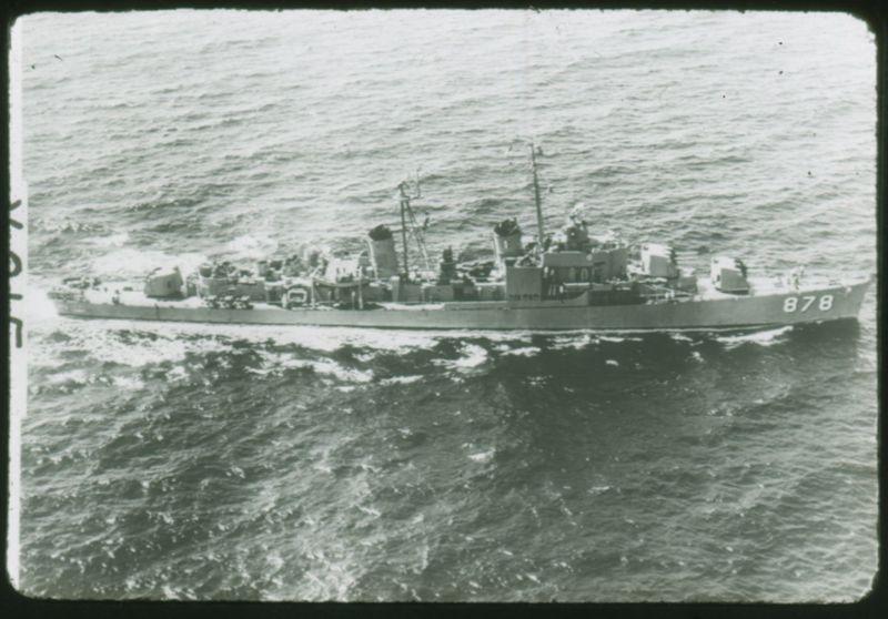 Go to Radar Picket  US destroyer item page