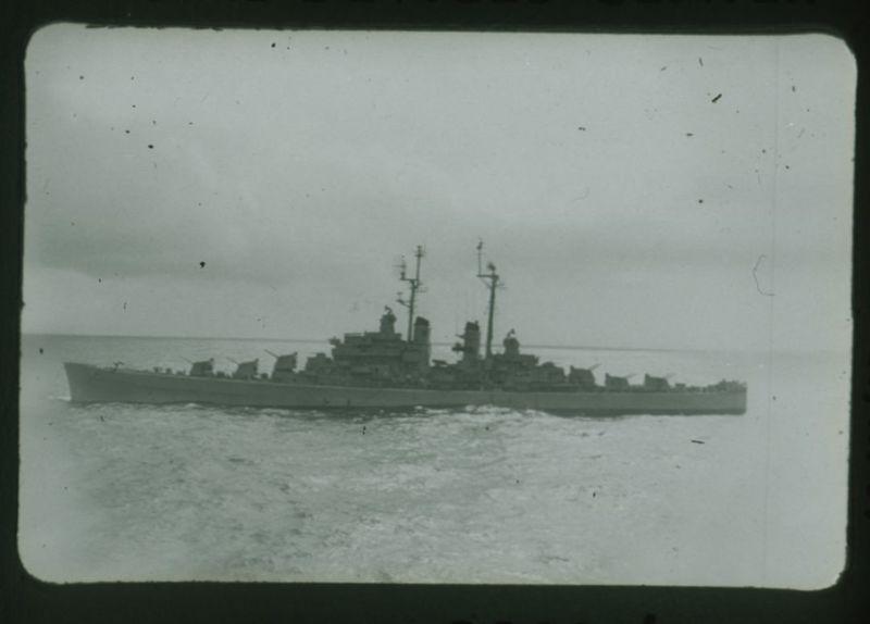 Go to Juneau class, anti-aircraft light cruiser item page