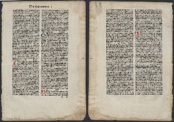 Go to Biblia Latina (Venice) [folium 18] item page